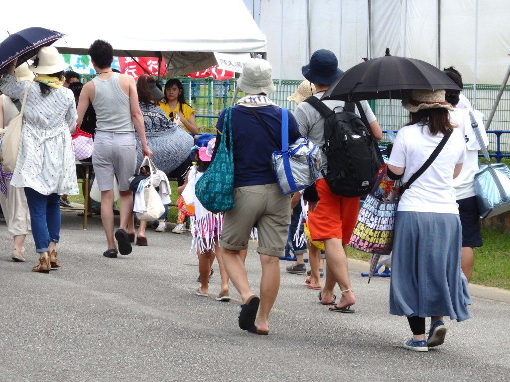 たくさんの荷物ーうたの日コンサート