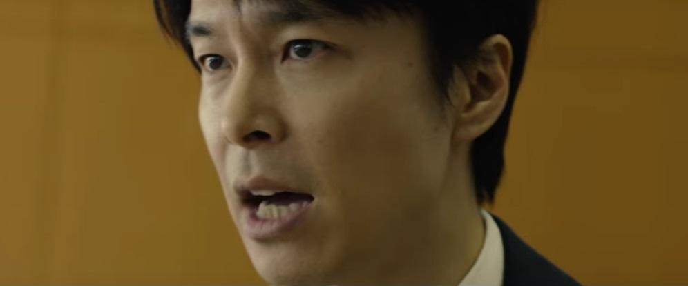 シン・ゴジラ 長谷川博己さん
