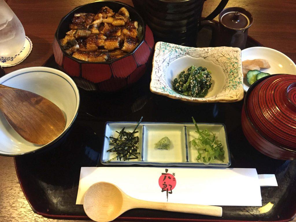 ひつまぶし 和食・六郎