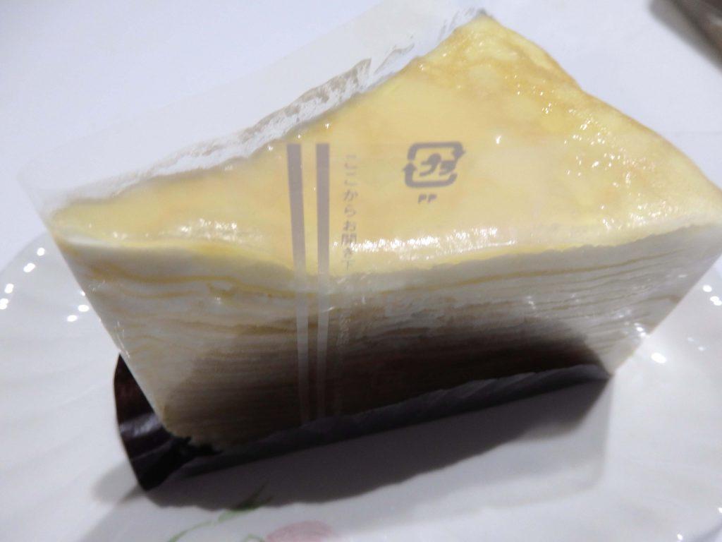 酪農ミルクレープ