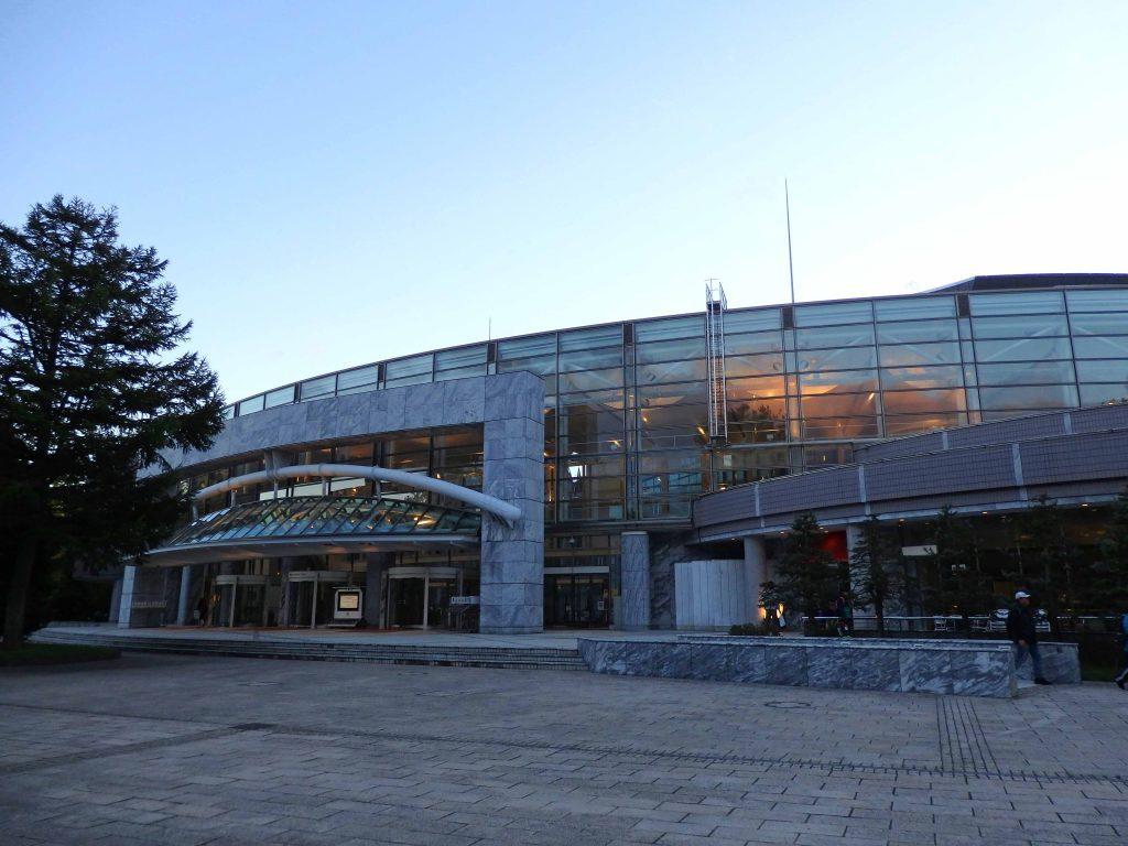 札幌コンサートホール Kitara 外観