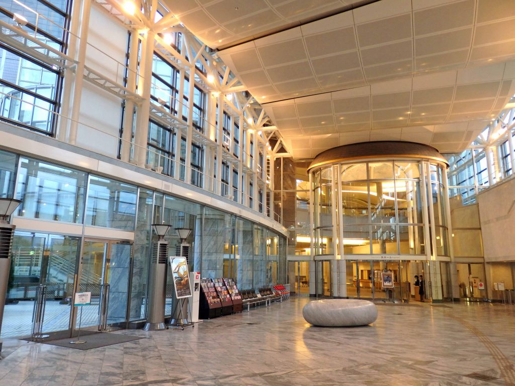 札幌コンサートホール Kitara 内観