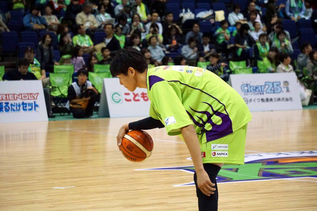 海道・#11桜井良太選手