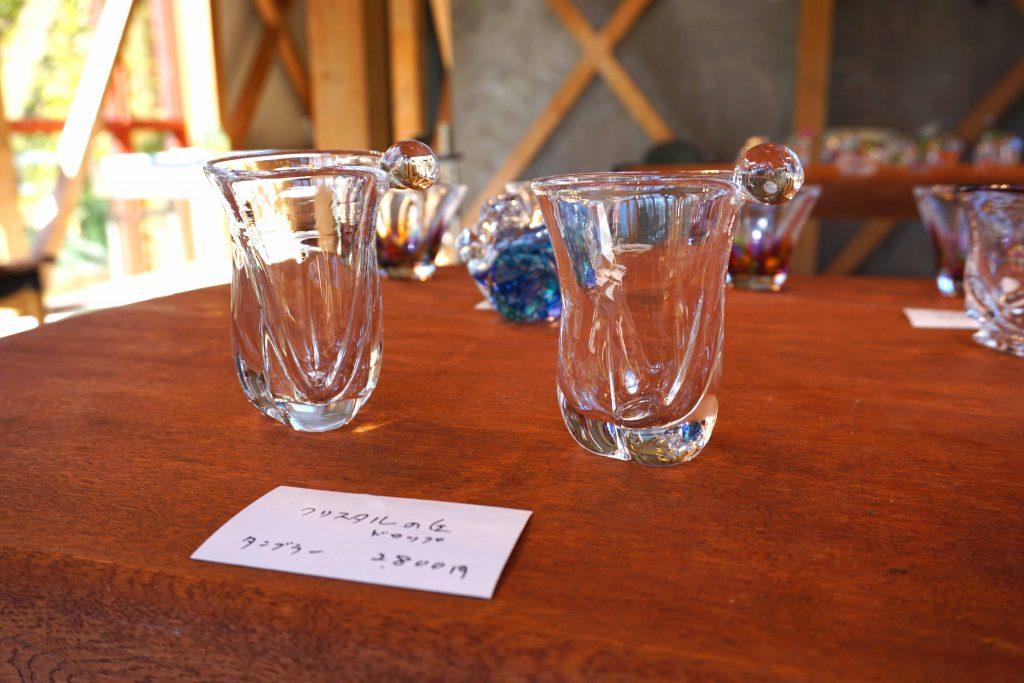 ギャラリーガラスの森展 「タンブラー」