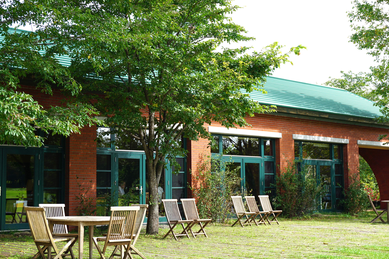 ガーデンカフェ ラウラウ 外観