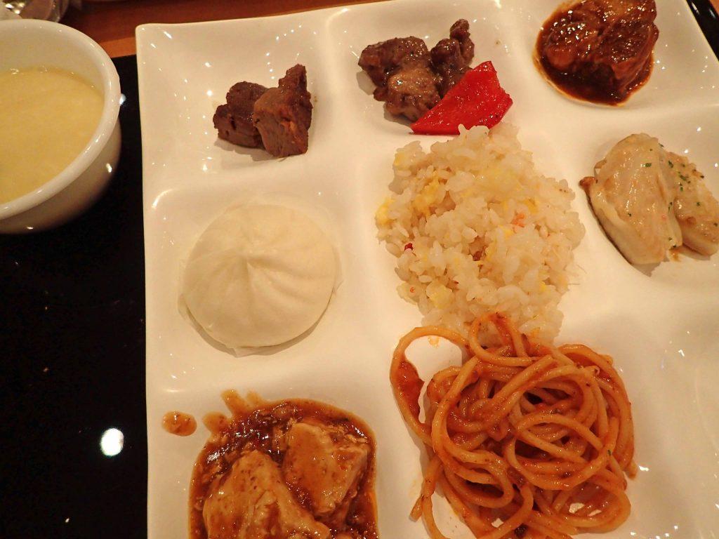 中華の料理