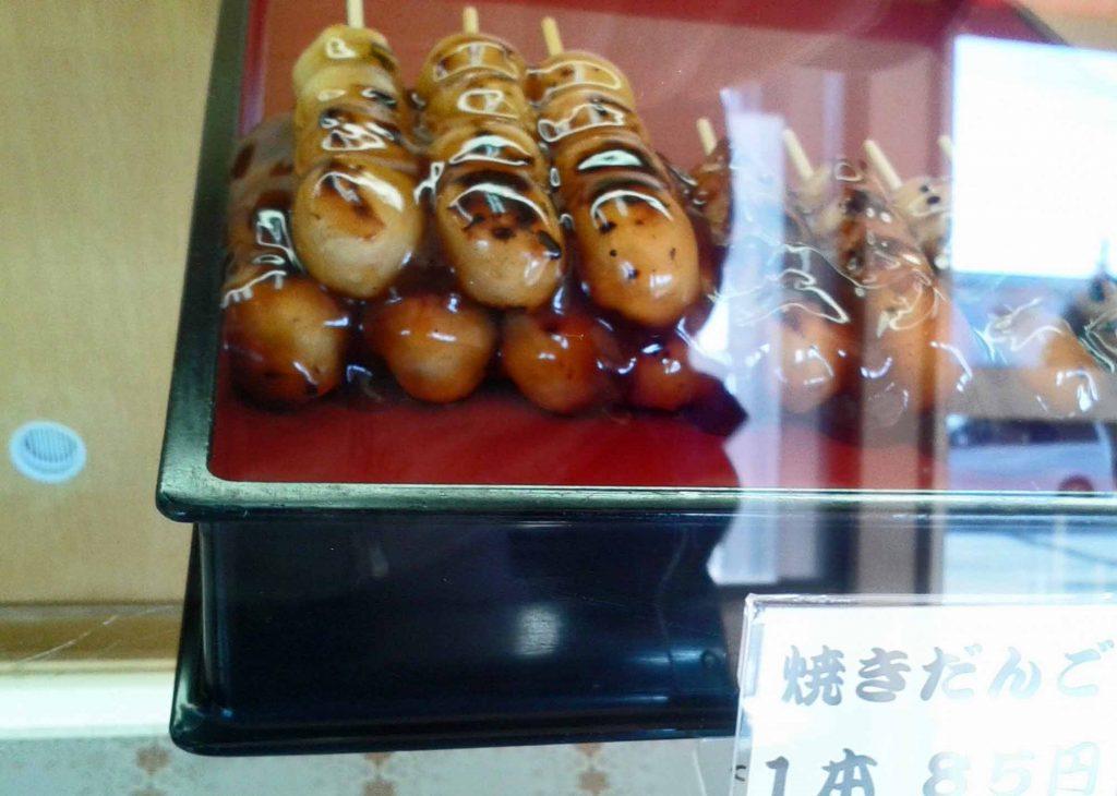 焼きだんご(85円)
