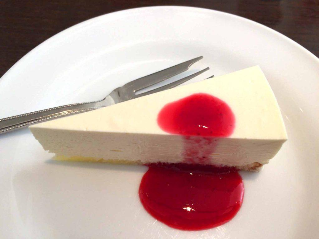 デザート チーズケーキ