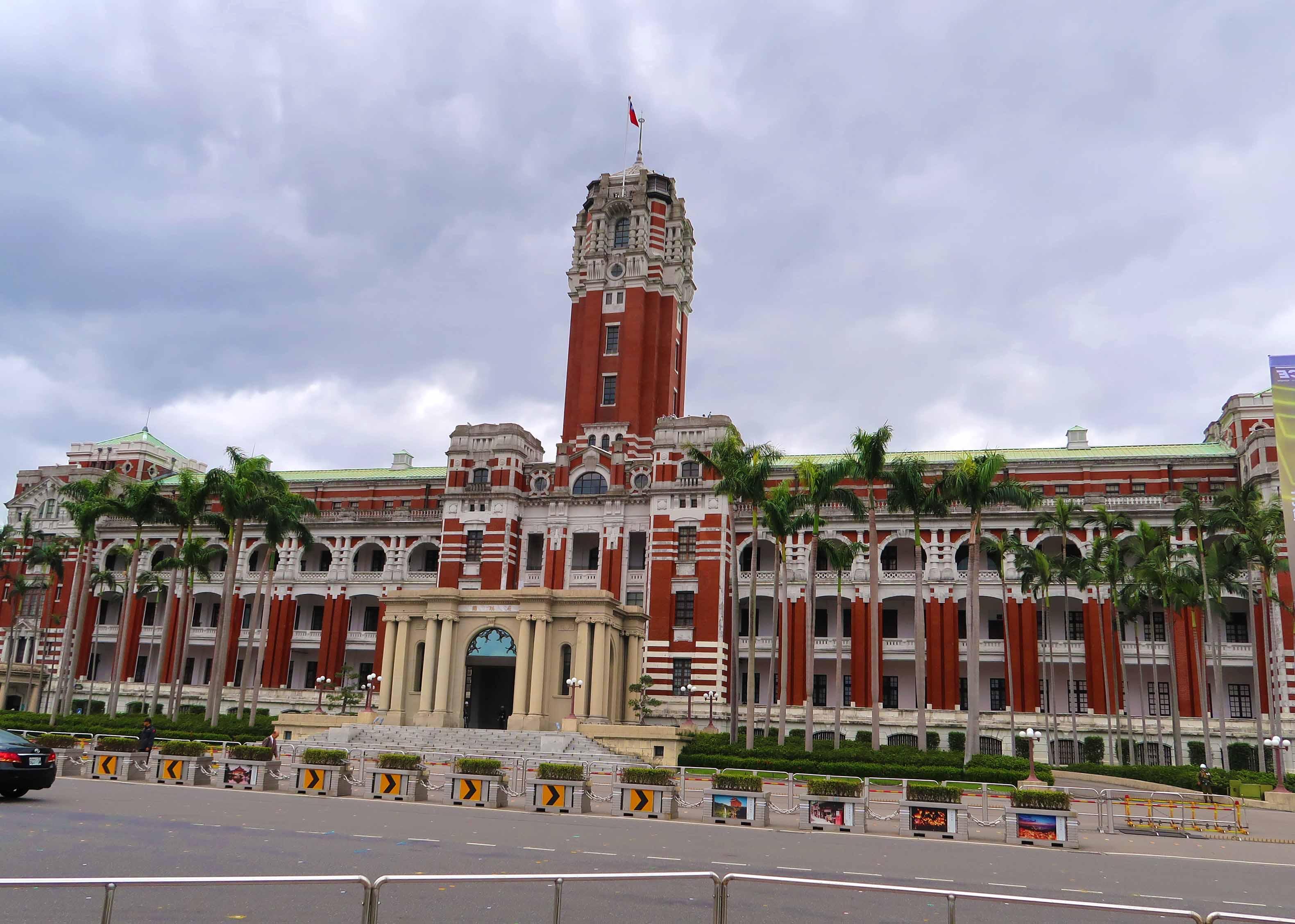 【二度目の台湾】 台北忠烈祠、台北グランドホテル(昼食)、故宮博物院♪ ~二日目(2)~