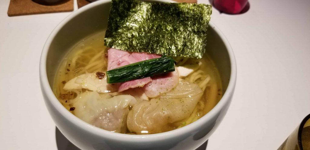 【北海道・札幌】「Japanese Ramen Noodle Lab Q 」に行ったよ♪ ~何だかよくわからないけど「裏Q」だったみたいです!「裏Q」って何???~